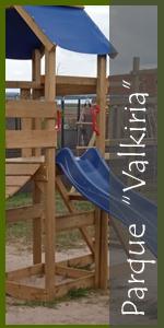 """Parque infantil """"Valkiria"""""""