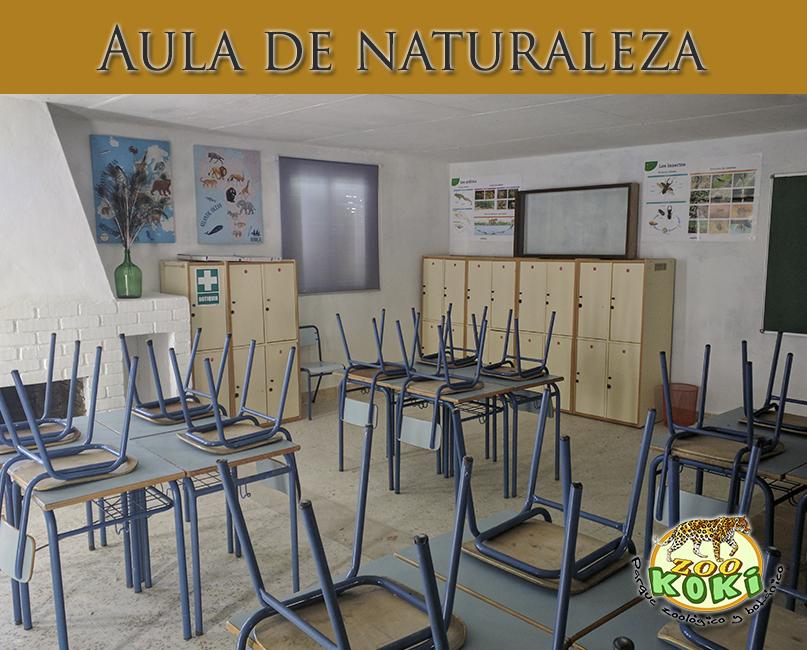 Aula de Naturaleza